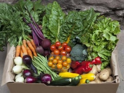 Subscribe to a veg box