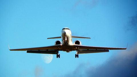 Avoid air flown food